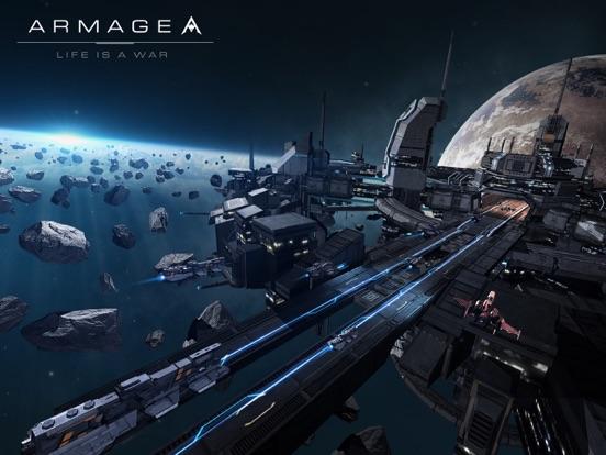 Screenshot #2 for Armage - أبطال المجرة