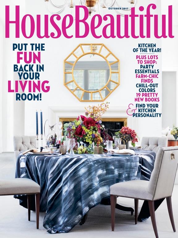 House Beautiful Magazine US On The App Store