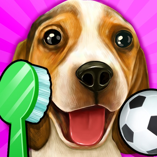 Little Pet Salon iOS App