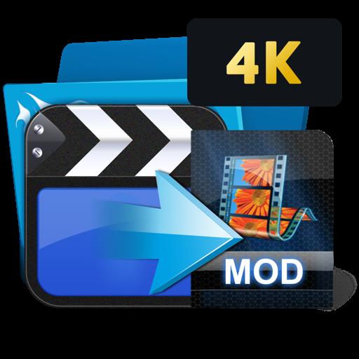 MOD 格式视频转换软件 AnyMP4 MOD Converter