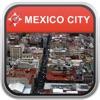離線地圖 墨西哥城,墨西哥: City Navigator Maps