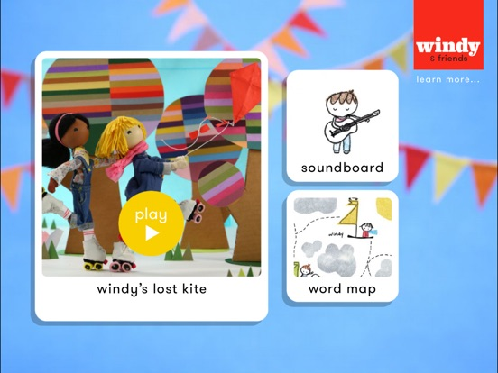 Windy's Lost Kite - Windy and Friends Screenshots