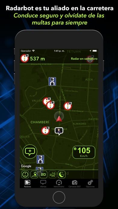 download Radarbot: Detector de Radares apps 2