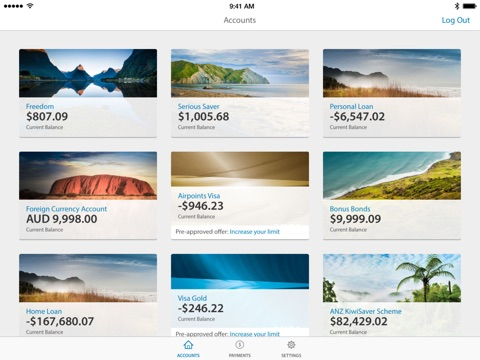 ANZ goMoney New Zealand screenshot 2