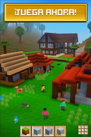 Block Craft 3D: City Building screenshot 1