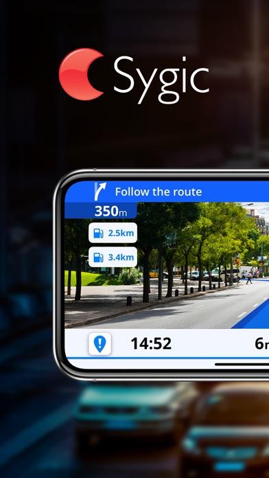 Sygic Europe: GPS Navigation Screenshot 1