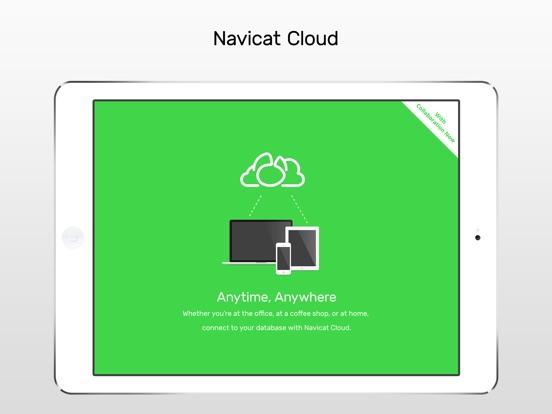 Screenshot #5 for Navicat for MySQL - mobile database management GUI