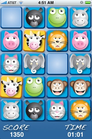 AniMatch: Animal Matching Game screenshot 1