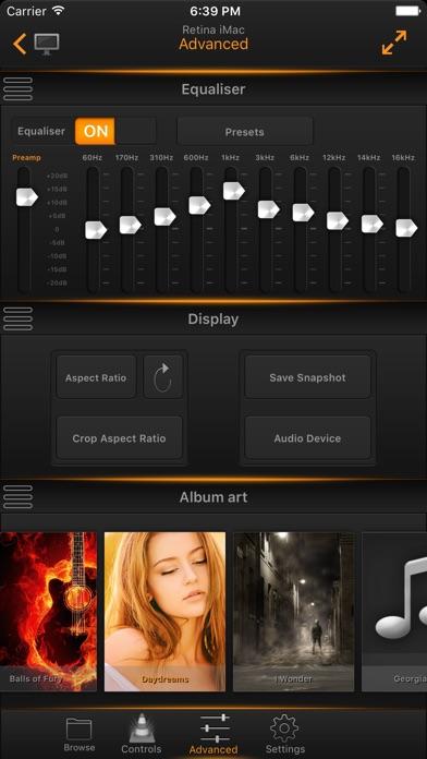 VLC Remote Screenshot 5