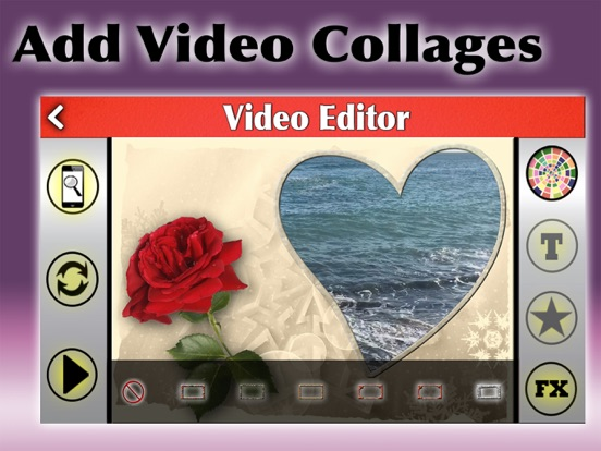 Video Lab Pro - VideoFX Editor Screenshots
