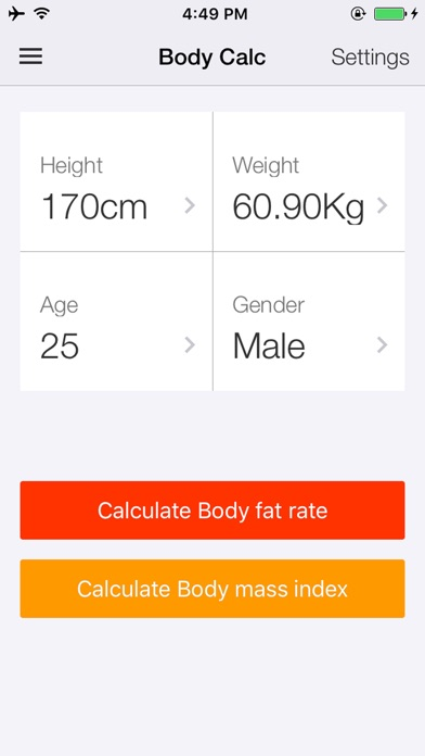 how to find out your body fat percentage calculator