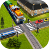 Mindsol Studio - Euro Train Road Crossing Fever artwork