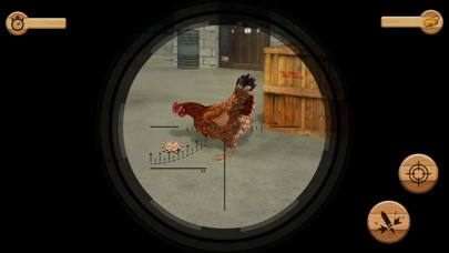 Chicken Shooting Space Invader Screenshot 3