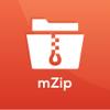 mZip - Unzip, Zip File Opener to Open Zip Files