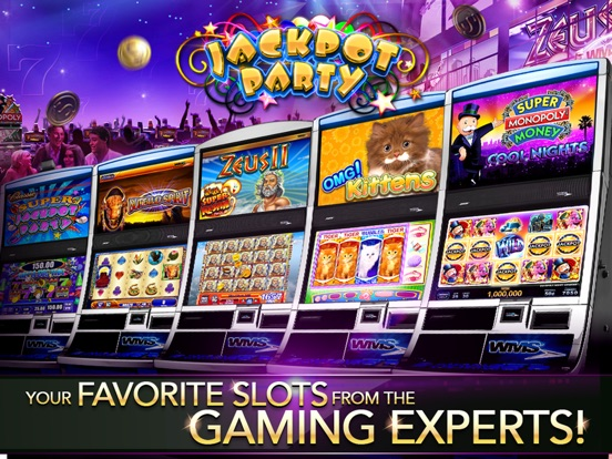 jackpot party casino wont load
