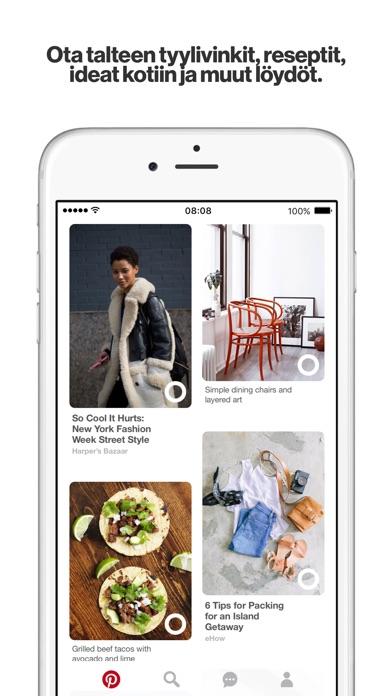 iPhone-näyttökuva 1