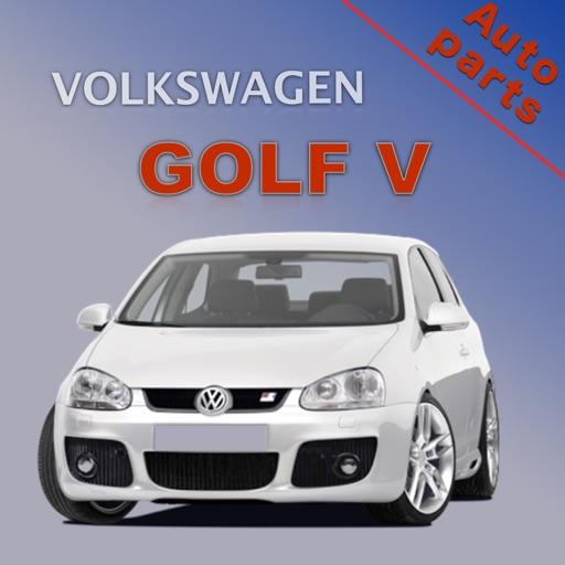 Запчасти VW Golf V-VII