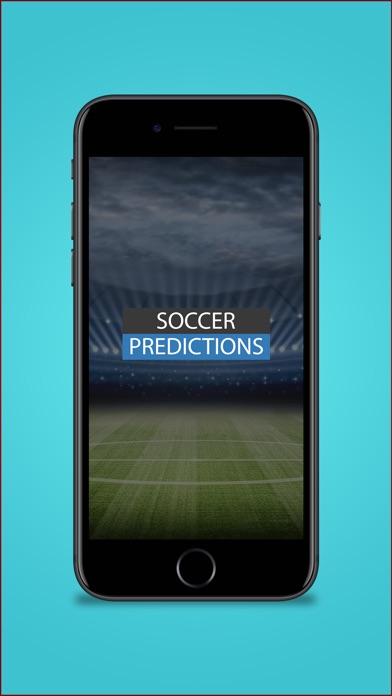 Soccer PredictionsСкриншоты 1