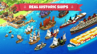 download Seaport - History of Ships apps 3