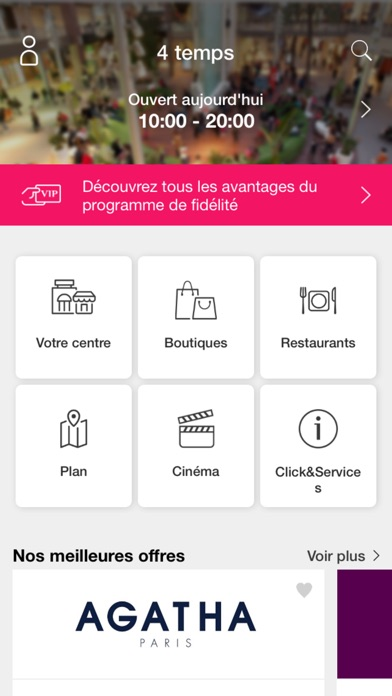 download Les Quatre Temps apps 0