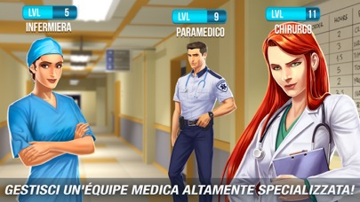 Screenshot of Operate Now: Hospital3