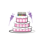 Birthday Cake Set Stickers app review