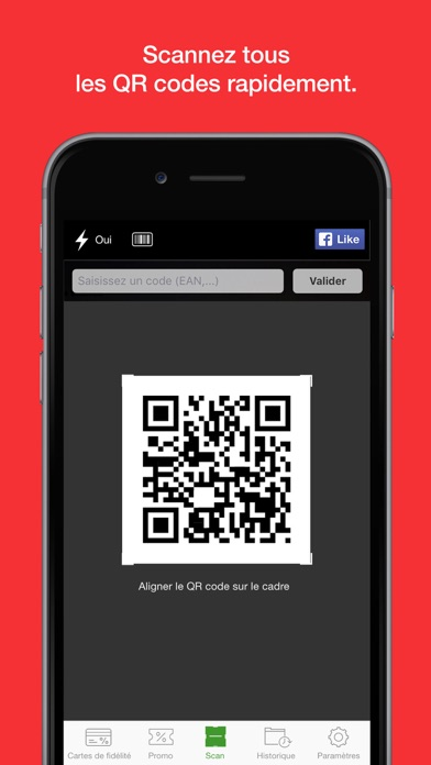 download QR Code Scanner by Flashcode apps 1