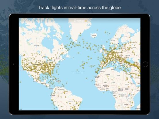 Screenshots of Flightradar24 | Flight Tracker for iPad