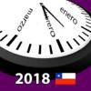 Calendario 2018 Chile AdFree
