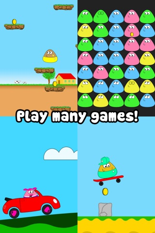 Pou screenshot 2