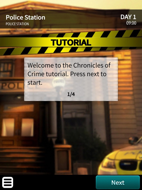 Chronicles of Crime Скриншоты9