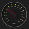 Digital Speedometer - GPS Speed Tracker
