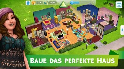 Screenshot 2 Die Sims™ Mobile