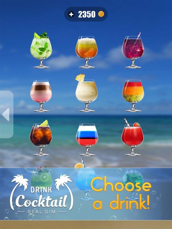 App shopper drink cocktail real sim games for App cocktail