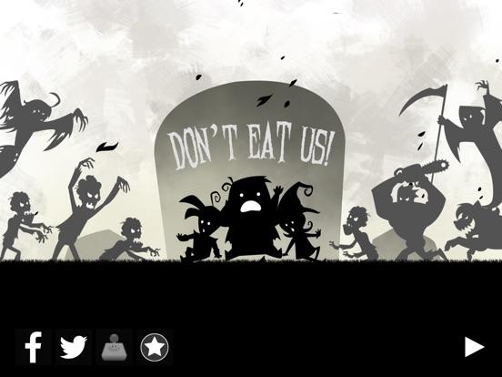 Don't Eat Us Screenshots