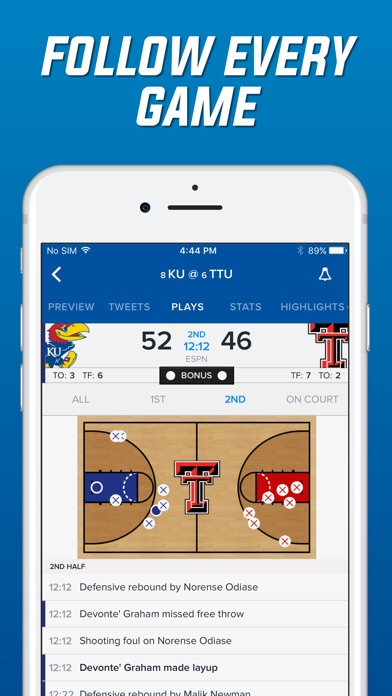 download CBS Sports Scores, News, Stats apps 5