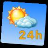Weather 24 Bar - Forecast 5