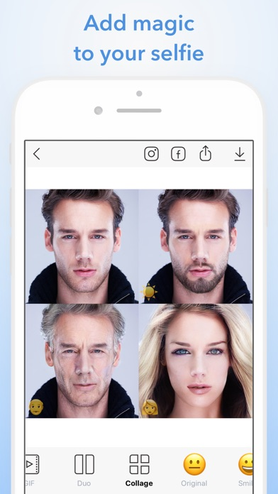 download FaceApp: Neural Face Magic apps 3
