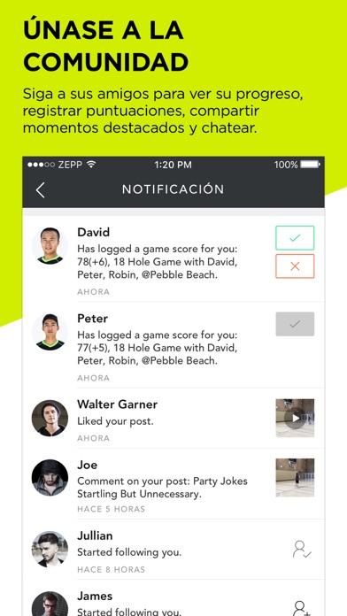 download Zepp Golf apps 2