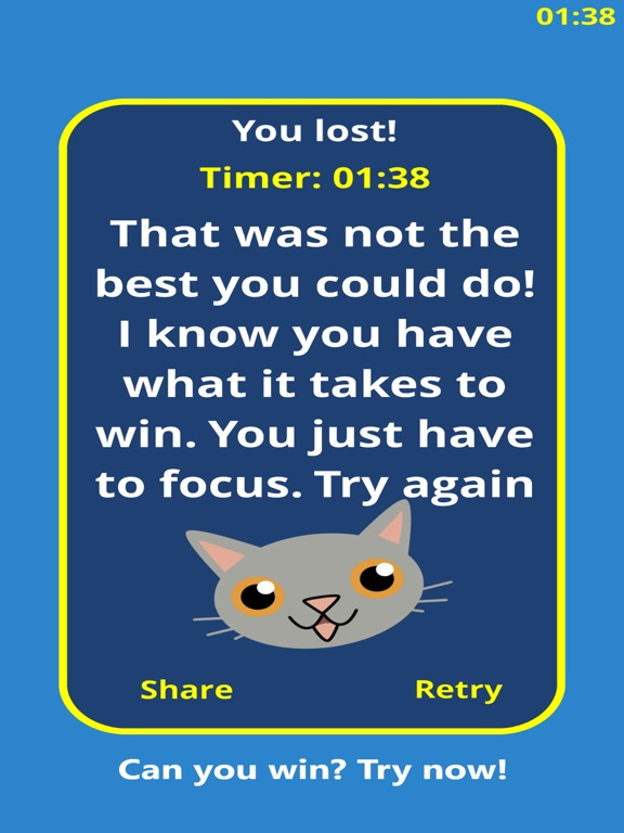 3 Minute Challenge screenshot 6