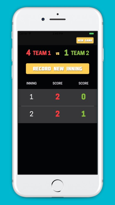CornHole Scoring by Adswapper screenshot 2