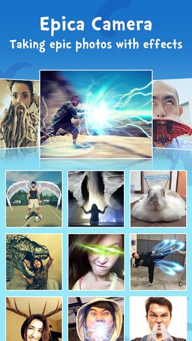 Epica Pro - Epic camera Screenshots