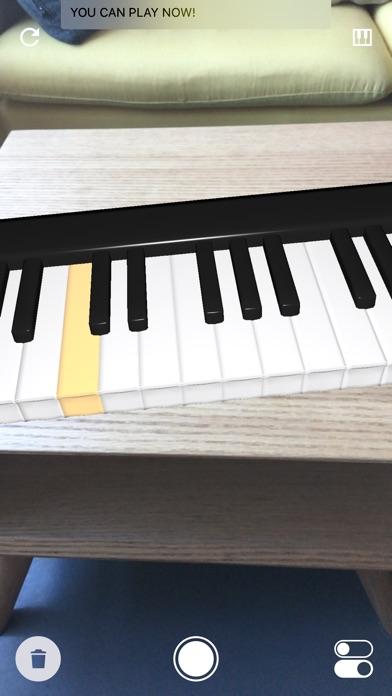392x696bb 2017年10月1日iPhone/iPadアプリセール ARピアノ・シミュレーターアプリ「ARPiano」が無料!