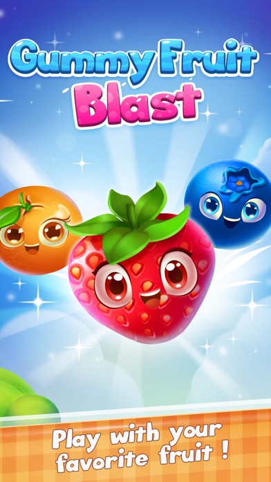 Gummy Fruit Blast screenshot 3