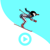 download Winter Games Animated Stickers