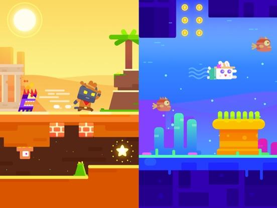 Screenshots of Super Phantom Cat 2 for iPad