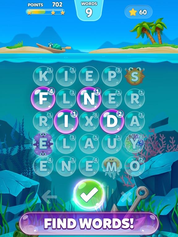 App Shopper: Bubble Words
