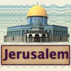 Jerusalem - Easy Travel Map