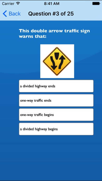MS Driver's Practice Test on the App Store