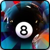 3D 8-Ball Billiard Pool Flick